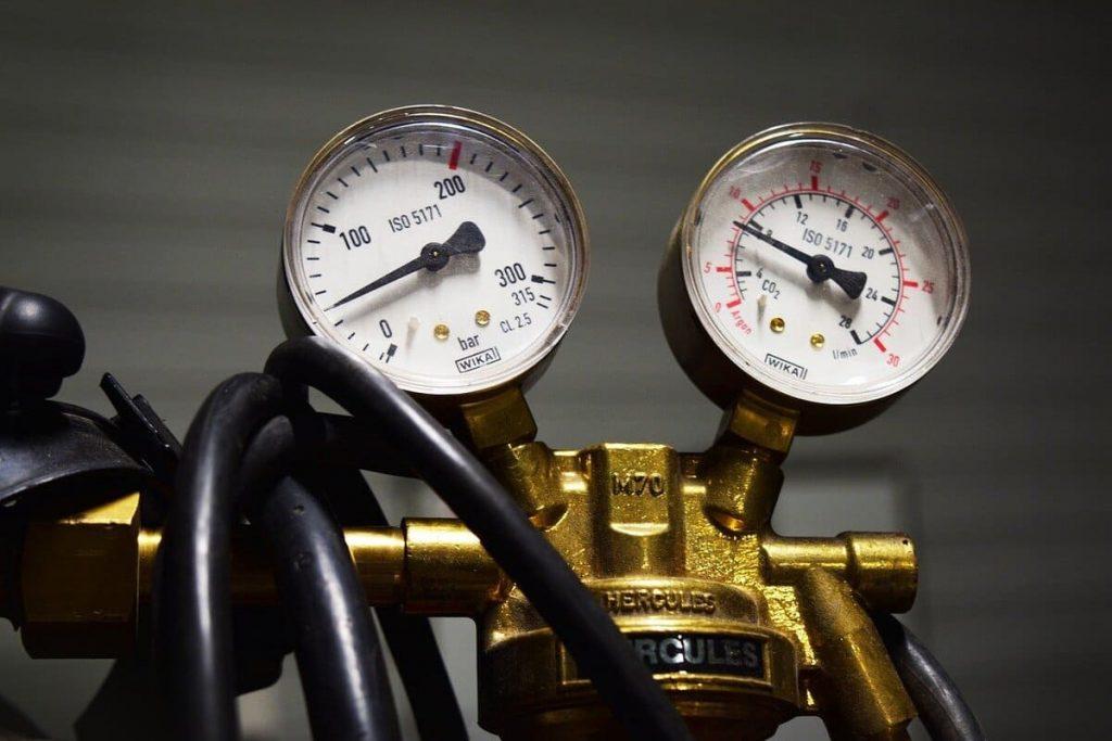 relever et lire index compteur gaz